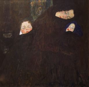 Picture no: 30001248 Gustav Klimt / Mother with Children Created by: Klimt, Gustav