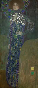 Picture no: 30001254 Miss Emilie Floege / Klimt / 1902 Created by: Klimt, Gustav