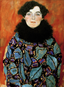 Picture no: 30001258 G.Klimt / Portrait of Johanna Staude Created by: Klimt, Gustav