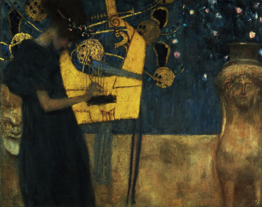 Picture no: 30001266 G. Klimt / Music / 1895 Created by: Klimt, Gustav
