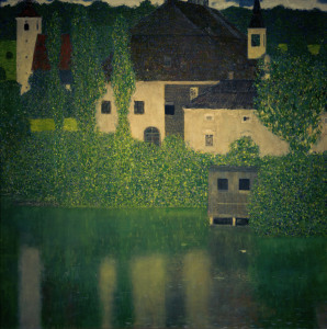 Picture no: 30001274 G.Klimt, Schloß Kammer am Attersee I Created by: Klimt, Gustav
