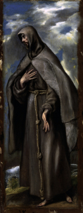 Picture no: 30001538 El Greco / Francis of Assisi Created by: Greco, El (Domenikos Theotokopoulos)