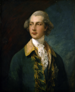 Picture no: 30001554 George IV of Great Britain /Gainsborough Created by: Gainsborough, Thomas