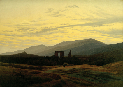 Picture no: 30001622 C.D.Friedrich, Ruine Eldena Created by: Friedrich, Caspar David