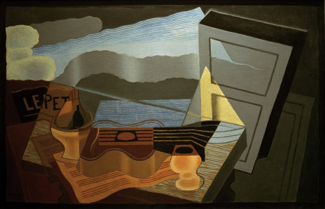 Picture no: 30001654 Juan Gris, View of the Bay / 1921 Created by: Gris, Juan