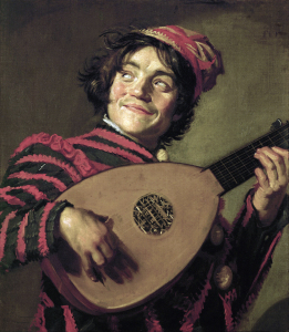 Picture no: 30001690 Frans Hals, The Lute player Created by: Hals, Frans