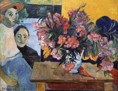 Picture no: 30001730 P.Gauguin / The Flowers of France / 1891 Created by: Gauguin, Paul