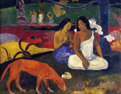 Picture no: 30001808 Gauguin / Arearea / 1892 Created by: Gauguin, Paul