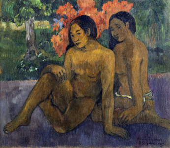 Picture no: 30001846 P.Gauguin / And the gold of their bodies Created by: Gauguin, Paul