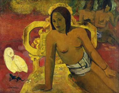 Picture no: 30001870 P.Gauguin, Vairumati / 1897 Created by: Gauguin, Paul