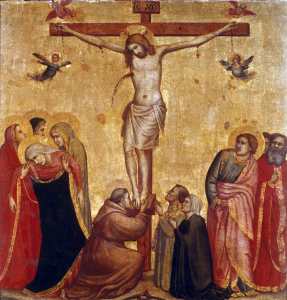 Picture no: 30001902 Crucifixion of Christ / Giotto / c.1306 Created by: Giotto di Bondone