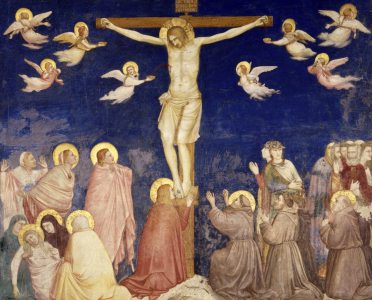 Picture no: 30001904 The Crucifixion / Giotto / c.1315/20 Created by: Giotto di Bondone