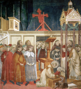 Picture no: 30001924 Christmas Celeb. / Fresco / c. 1295 Created by: Giotto di Bondone