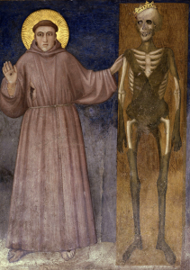 Picture no: 30001958 Giotto / St. Francis and the death Created by: Giotto di Bondone