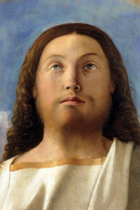 Picture no: 30002000 Giov.Bellini / Head of Christ / beg.C16 Created by: Bellini, Giovanni