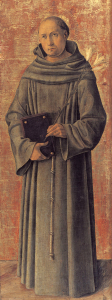 Picture no: 30002008 Giov.Bellini, Anthony of Padua Created by: Bellini, Giovanni