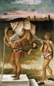 Picture no: 30002028 Giov.Bellini / Invidia-Acedia / c.1504 Created by: Bellini, Giovanni