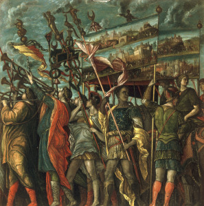 Picture no: 30002162 aft. Mantegna, Triumph of Caesar Created by: Mantegna, Andrea
