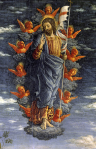 Picture no: 30002208 A.Mantegna, The Ascension Created by: Mantegna, Andrea