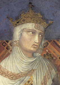Picture no: 30002362 A.Lorenzetti /Head of Prudentia/ Fresco Created by: Lorenzetti, Ambrogio