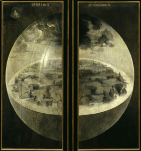 Picture no: 30002540 Bosch / Creation of the World Created by: Bosch, Hieronymus