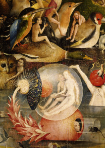 Picture no: 30002548 Bosch / Garden of Earthly Delights Created by: Bosch, Hieronymus