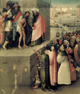 Picture no: 30002576 Presentation of Christ / Bosch / c.1500 Created by: Bosch, Hieronymus