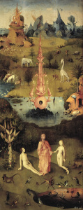 Picture no: 30002616 Bosch / The Garden of Earthly Delights Created by: Bosch, Hieronymus