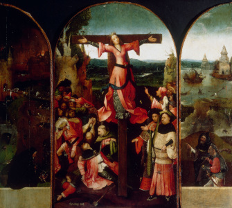 Picture no: 30002618 Bosch / Altar-piece of St. Julia/detail Created by: Bosch, Hieronymus