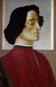 Picture no: 30002644 Giuliano de' Medici / Ptg.by Botticelli Created by: Botticelli, Sandro