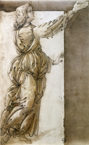 Picture no: 30002648 S.Botticelli / Angel Created by: Botticelli, Sandro