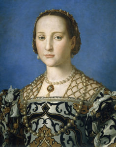Picture no: 30002744 Eleonora of Toledo / Bronzino, section Created by: Bronzino, Agnolo