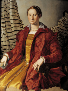 Picture no: 30002758 A.Bronzino, Portrait of a woman Created by: Bronzino, Agnolo