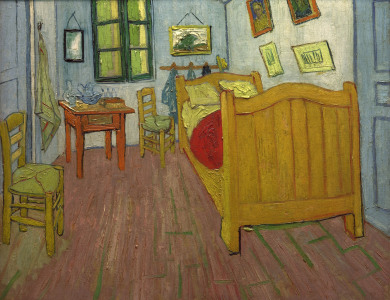 Picture no: 30002794 Van Gogh / The bedroom / October 1888 Created by: van Gogh, Vincent