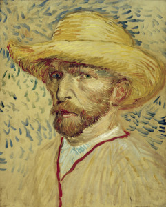 Picture no: 30002796 Vincent van Gogh, Self Portrait 1887 Created by: van Gogh, Vincent