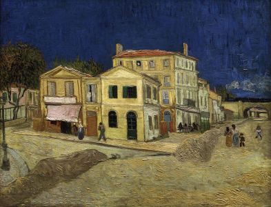 Picture no: 30002800 Van Gogh / The Yellow House Created by: van Gogh, Vincent