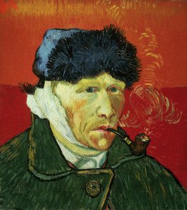 Picture no: 30002802 Van Gogh / Self-portrait / 1889 Created by: van Gogh, Vincent