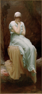 Picture no: 30002846 Frederic Lord, 'Solitude' Created by: Leighton, Frederic