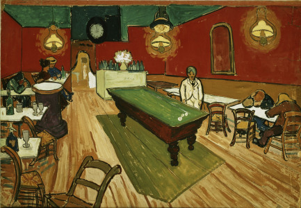Picture no: 30002850 van Gogh / Night Cafe in Arles / 1888 Created by: van Gogh, Vincent