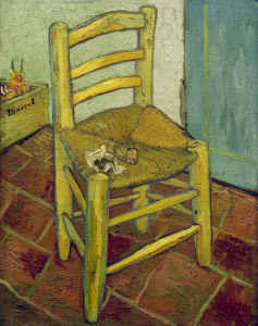 Picture no: 30002870 Van Gogh's Chair / Paint./ 1888 Created by: van Gogh, Vincent