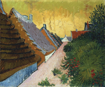 Picture no: 30002890 van Gogh / Road in Saintes-Maries / 1888 Created by: van Gogh, Vincent