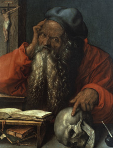 Picture no: 30002982 Dürer / St. Jerome Created by: Dürer, Albrecht