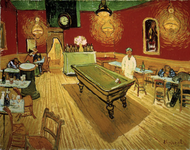 Picture no: 30003152 van Gogh / The Night Café / 1888 Created by: van Gogh, Vincent