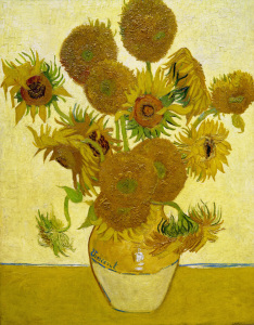 Picture no: 30003180 Van Gogh / Sunflowers / 1888 Created by: van Gogh, Vincent