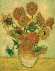 Picture no: 30003182 V.van Gogh, Sunflowers / 1889 Created by: van Gogh, Vincent