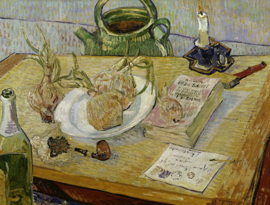 Picture no: 30003188 V.van Gogh /Still Life w.Drawing Board Created by: van Gogh, Vincent