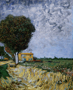 Picture no: 30003230 V.v.Gogh, Avenue near Arles Created by: van Gogh, Vincent