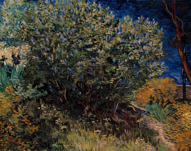 Picture no: 30003262 V.v.Gogh / Lilacs / Painting / 1889 Created by: van Gogh, Vincent