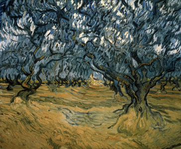 Picture no: 30003278 van Gogh / Olive Trees / 1889 Created by: van Gogh, Vincent