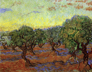 Picture no: 30003280 Van Gogh / Olive hain Created by: van Gogh, Vincent